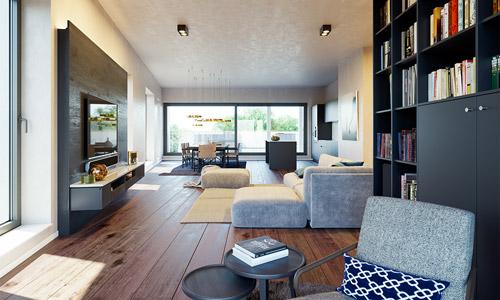 Penthouses - interieur